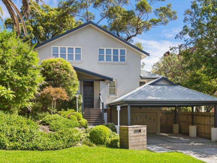 悉尼独栋别墅Castlecrag区 28 Rutland Avenue