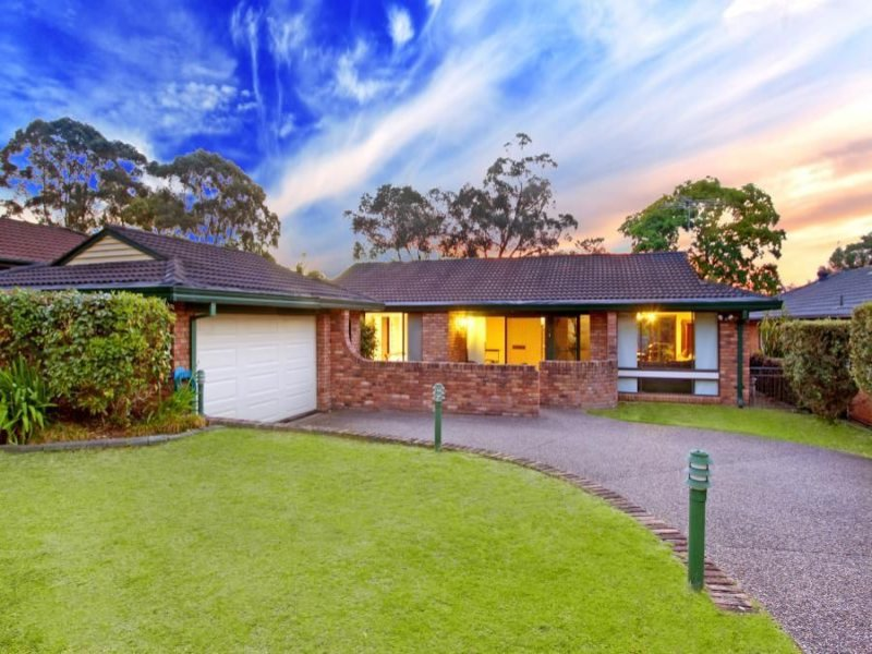 9 Turner Avenue, Baulkham Hills, NSW 2153