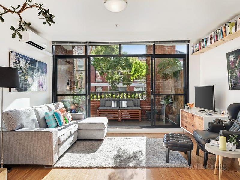 墨尔本公寓North Melbourne区 107/21-27 O'Connell Street