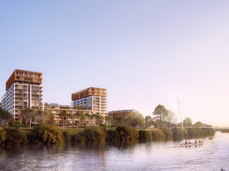 悉尼公寓Promenade-Parramatt