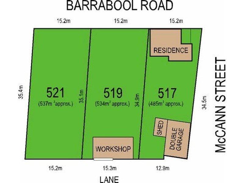 519-521 Barrabool Road, Ceres