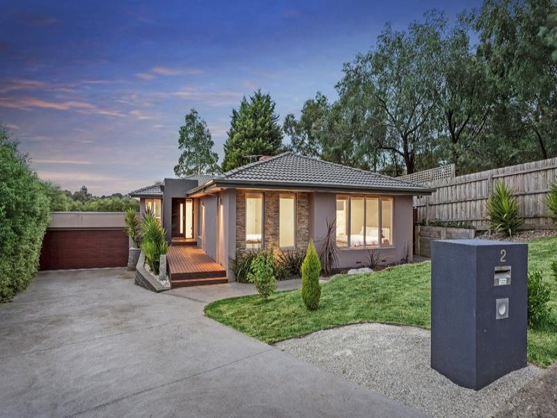 2 Tidcombe Crescent, Doncaster East, Vic 3109