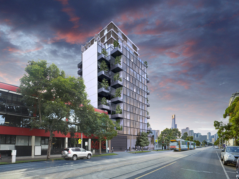 SOUTHBANK   248-250 Sturt Street   16L   ~60m   Residential