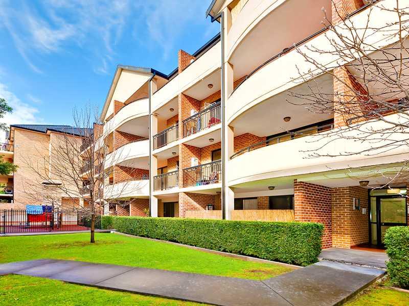 悉尼公寓Homebush West区 30/38-40 Marlborough Road