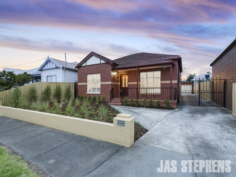 墨尔本独栋别墅Footscray区