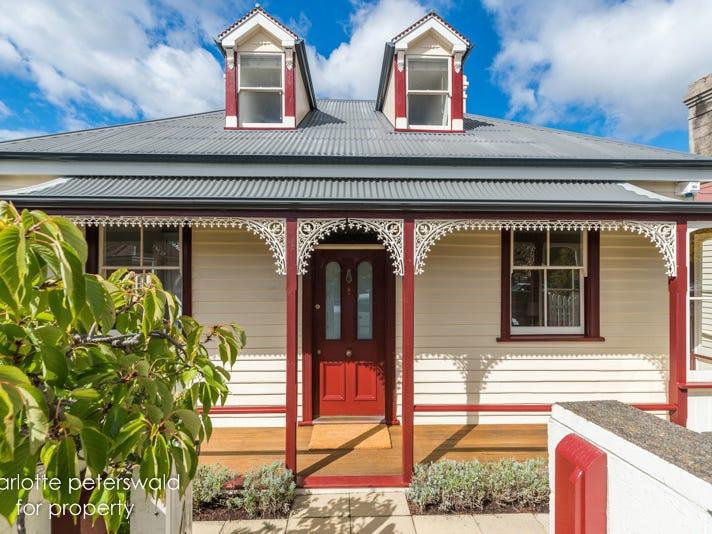 霍巴特独栋别墅West Hobart区 8 Lansdowne Crescent