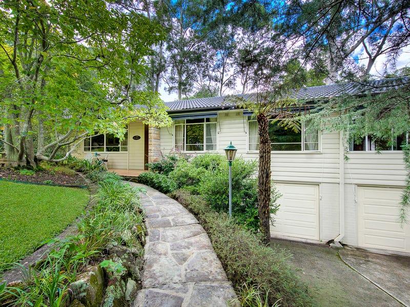 悉尼独栋别墅Warrawee区 24 Blytheswood Avenue