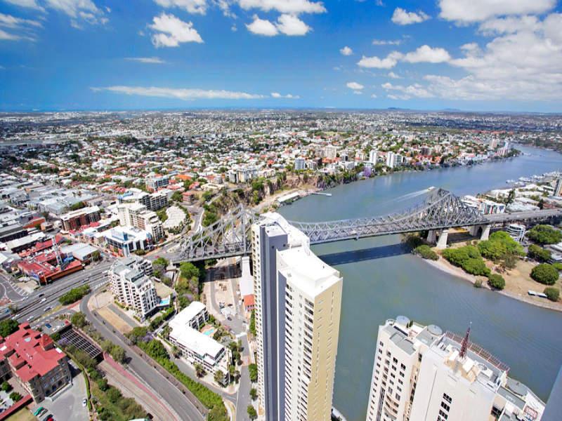 5204/501 Adelaide Street, Brisbane City, Qld 4000