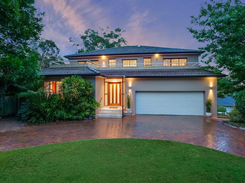 """Blue ribbon location 位置绝佳的公寓 这是一处位于""""新南威尔士州 2070, 林德?#36139;?#24503;, 52 Northcote Road""""的独栋别墅,它拥有6间卧室,6间浴室,2间车库,建筑面积约为599.00平方米,占地面积约为1499.00平方?#20303;?此房源拥有内置衣柜等室内设施。"""