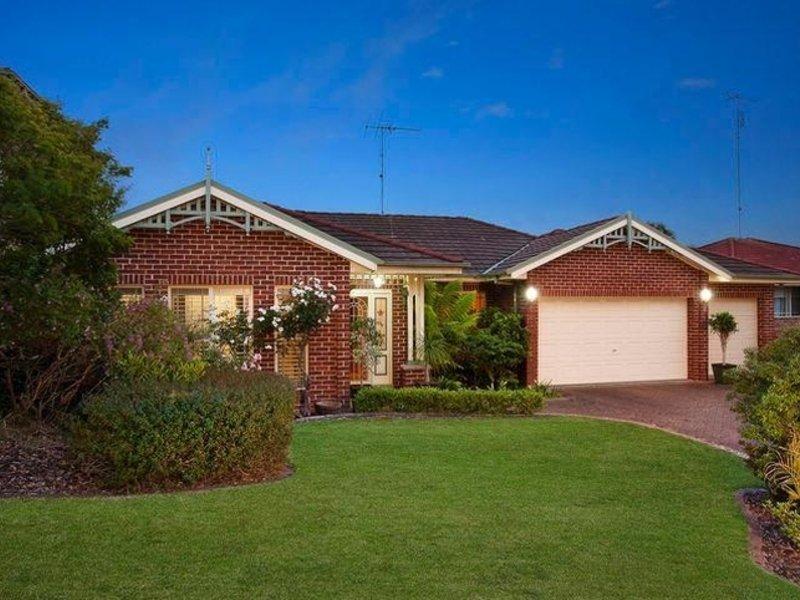 4 Mowbray Close, Castle Hill, NSW 2154