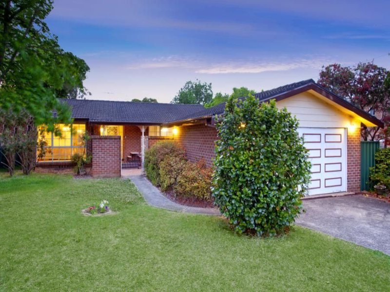 6 Englart Place, Baulkham Hills, NSW 2153