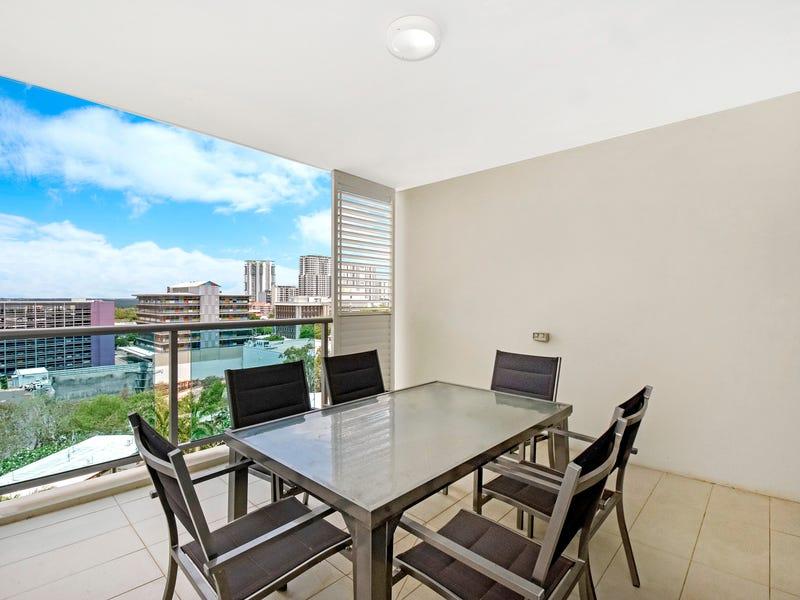 达尔文公寓Darwin City区 908/102 Esplanade