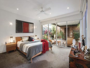 Grey bedroom design idea from a real Australian home - Bedroom photo 8450989