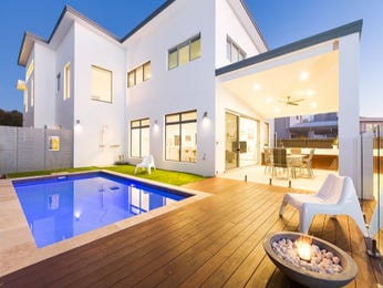 Photo of a modern pool from a real Australian home - Pool photo 8875485