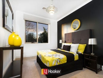 Brown bedroom design idea from a real Australian home - Bedroom photo 16915881