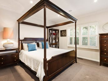 Brown bedroom design idea from a real Australian home - Bedroom photo 16940729