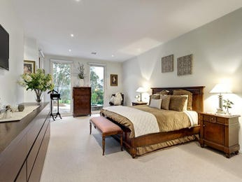 Beige bedroom design idea from a real Australian home - Bedroom photo 8708937