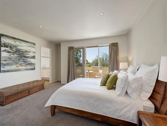 Neutral bedroom design idea from a real Australian home - Bedroom photo 7628401