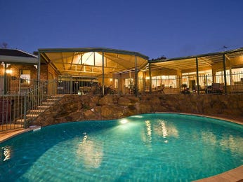 Photo of a freeform pool from a real Australian home - Pool photo 494717