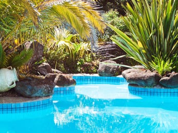 Photo of a geometric pool from a real Australian home - Pool photo 664721