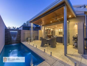 Photo of a modern pool from a real Australian home - Pool photo 17074489