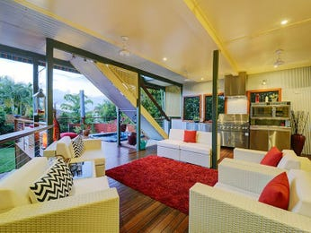 Yellow living room idea from a real Australian home - Living Area photo 7166525