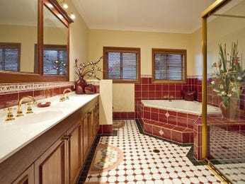 Tiles in a bathroom design from an Australian home - Bathroom Photo 1570728