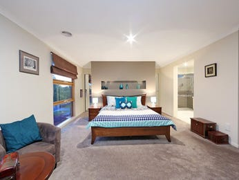 Blue bedroom design idea from a real Australian home - Bedroom photo 17081629