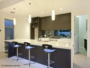 Pendant lighting in a kitchen design from an Australian home - Kitchen Photo 7950753