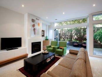 Beige living room idea from a real Australian home - Living Area photo 777280