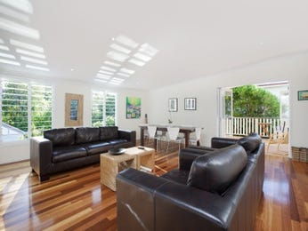 Black living room idea from a real Australian home - Living Area photo 700006