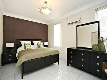 Black bedroom design idea from a real Australian home - Bedroom photo 338813