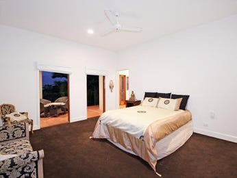 Beige bedroom design idea from a real Australian home - Bedroom photo 367596
