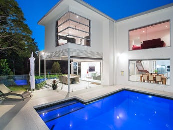 Photo of a modern pool from a real Australian home - Pool photo 8440245