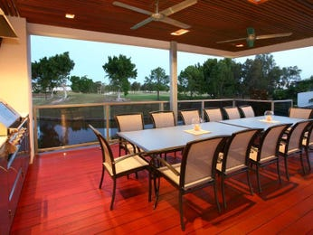 Outdoor living design with bbq area from a real Australian home - Outdoor Living photo 922271