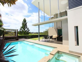 Photo of a modern pool from a real Australian home - Pool photo 16923737