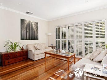 White living room idea from a real Australian home - Living Area photo 1479437