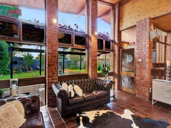 Brown living room idea from a real Australian home - Living Area photo 15543729