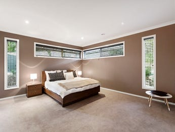 Brown bedroom design idea from a real Australian home - Bedroom photo 16414177
