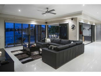 Black living room idea from a real Australian home - Living Area photo 7780809