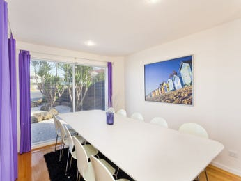 Purple dining room idea from a real Australian home - Dining Room photo 1413448