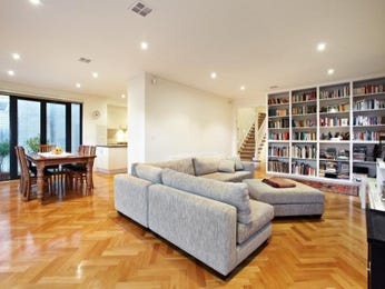 Grey living room idea from a real Australian home - Living Area photo 1714913