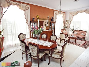 Brown dining room idea from a real Australian home - Dining Room photo 341202