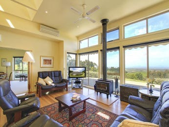 Yellow living room idea from a real Australian home - Living Area photo 8047649