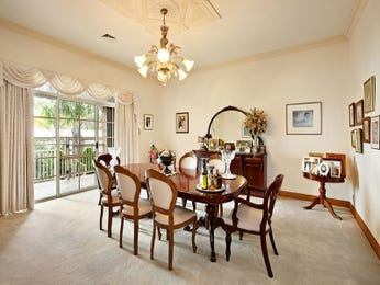 Brown dining room idea from a real Australian home - Dining Room photo 922818
