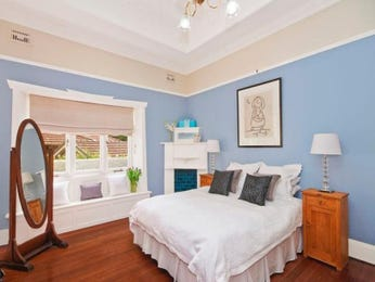 Blue bedroom design idea from a real Australian home - Bedroom photo 152728