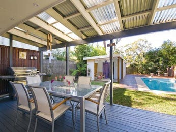 Outdoor living design with bbq area from a real Australian home - Outdoor Living photo 521244