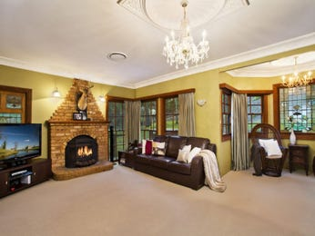 Green living room idea from a real Australian home - Living Area photo 1466294