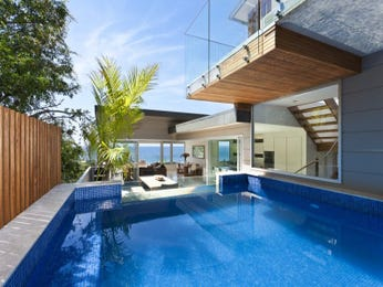 Photo of a modern pool from a real Australian home - Pool photo 1086869