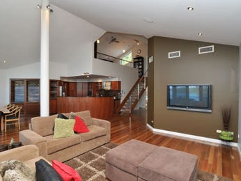 Grey living room idea from a real Australian home - Living Area photo 345748